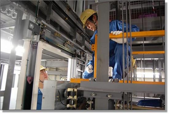 Dịch vụ bảo trì của thang máy Mitsubishi Korea chuyên nghiệp và uy tín.