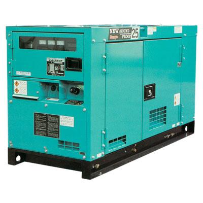 máy phát điện là giải pháp tối ưu dự phòng trường hợp thang máy bị cắt điện đột ngột