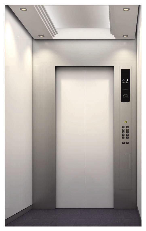 Hệ thống điều khiển thông minh thuận tiện cho người sử dụng và rất tiết kiệm điện cho thang máy